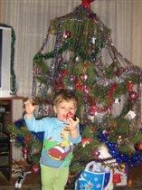 Здравствуй елка, Новый год:)