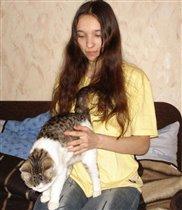 Я с Рыськой