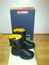 Зимние сапоги TECNICA (Италия) новые размер 28