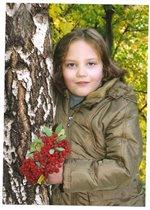 Моя дочка Леся с саду.20.09.08.