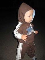 Маленький Спортсменчик!!!