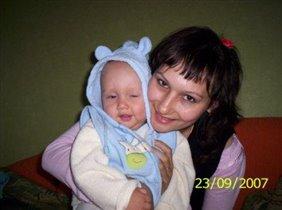 маму очень я люблю! щас её я обниму!