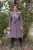 пальто зимнее новое