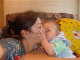 Моя сладенькая мама!!!