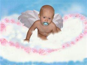 Мой любимый ангелочек