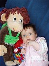 Моя любимая обезьянка