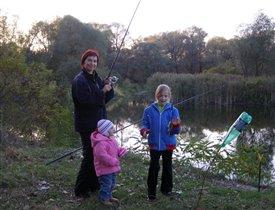 Рыбалка - вот достойное времяпровождение выходных!