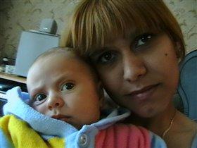 я и мой сыночек