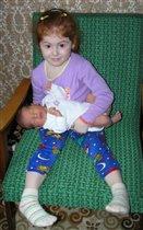 Сестренка и братишка - это любовь!!!