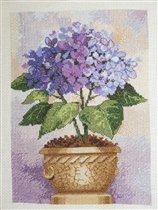 Dimensions 'Hydrangea in bloom', акртикул 6959