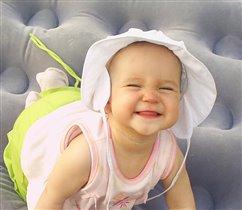 самая счастливая улыбка
