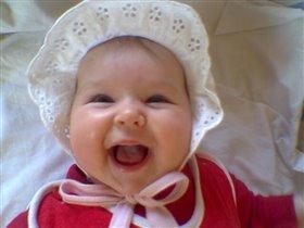 Девочка-улыбка