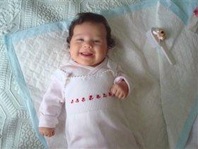 Мой маленький ангелочек-Лерочек