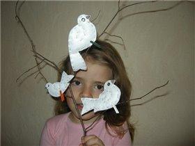 Птички в сад:)
