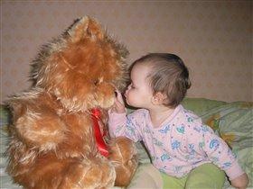Я научу тебя целоваться! Только никому не говори