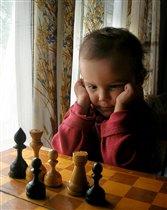 Юный гроссмейстер :-))