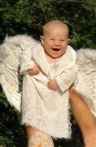 Улыбнись! Ангел улыбается тебе.....