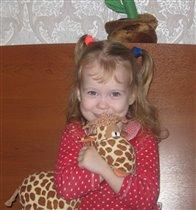 Мой любимый жирафик