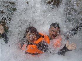 Водопады Турции