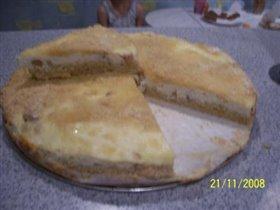 Королевская ватрушка или пирог 'Лакомка'