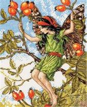 BL177 The Rose Hip Fairy
