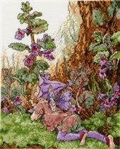 BL180 The Ground Ivy Fairy