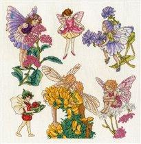 BL568 Flower Fairies Friends