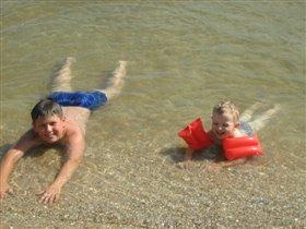 Море, солнце, песок - вот это отдых!!!