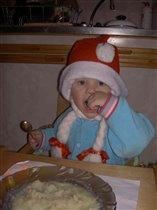 Я - Снегурка, а не крошка, и одной мне мало ложки!