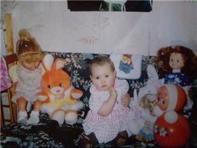 мои игрушки и я