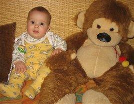 Я и моя обезьянка