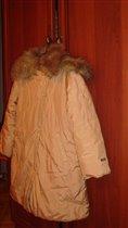 Пальто зимнее рост116-122