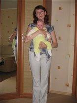 Мы с Ульяночкой