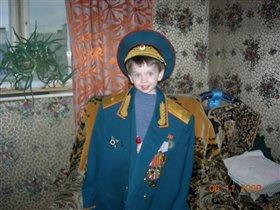 Ванюша-генерал.
