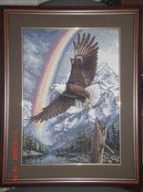 Парящий орел от Dimensions