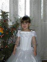 моя Анна, чем не снегурочка