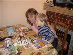 третий день рождения Юрасика