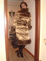 Хваст пальто от МамаМыши