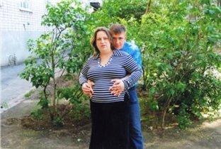 на следующий день .после тяжелейщих родов родился наш сынуля Святославчик.