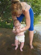 учусь ходить по воде