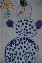 Снеговичок Тимошка