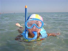 'Подводный заплыв!'