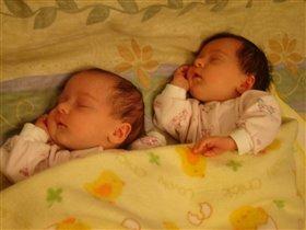 Мы даже спим похоже=)