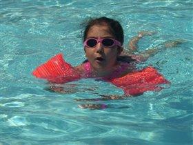 Мой первый серьезный заплыв!