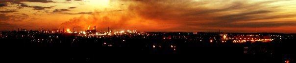город дымящих труб