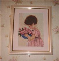 Розы Эмми.