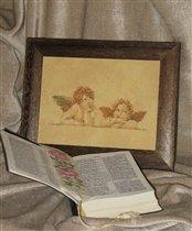 Ангелочки Рафаэля от Ланарте