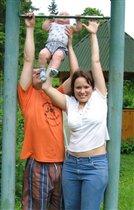 Мама, папа и Я!