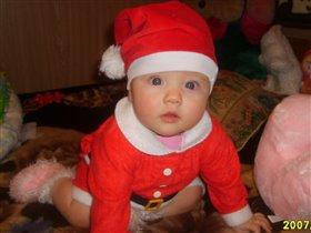 мой папа Дед Мороз