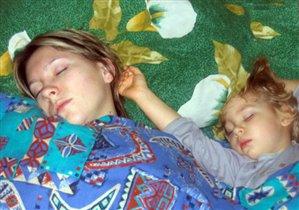 Носики-курносики одинаково сопят